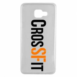 Чохол для Samsung A7 2016 CrossFit SF