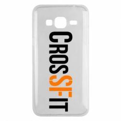 Чохол для Samsung J3 2016 CrossFit SF
