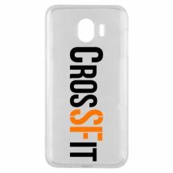 Чохол для Samsung J4 CrossFit SF