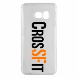 Чохол для Samsung S6 EDGE CrossFit SF