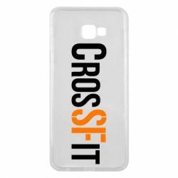 Чохол для Samsung J4 Plus 2018 CrossFit SF