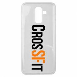 Чохол для Samsung J8 2018 CrossFit SF