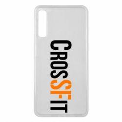 Чохол для Samsung A7 2018 CrossFit SF