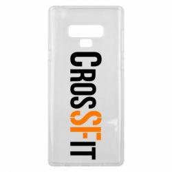Чохол для Samsung Note 9 CrossFit SF