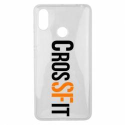Чохол для Xiaomi Mi Max 3 CrossFit SF