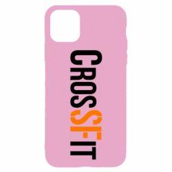 Чохол для iPhone 11 CrossFit SF