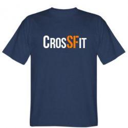 Футболка CrossFit SF