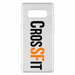 Чохол для Samsung Note 8 CrossFit SF
