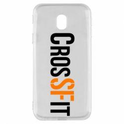 Чохол для Samsung J3 2017 CrossFit SF