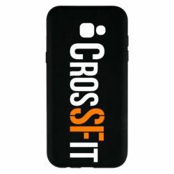 Чохол для Samsung A7 2017 CrossFit SF