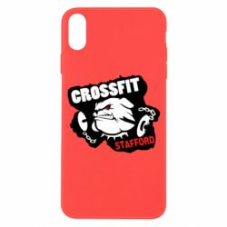 Чохол для iPhone X/Xs CrossFit Stafford