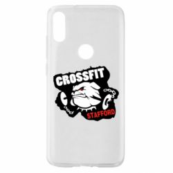 Чохол для Xiaomi Mi Play CrossFit Stafford