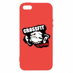 Чохол для iphone 5/5S/SE CrossFit Stafford