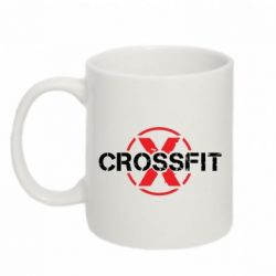 Кружка 320ml CrossFit X - FatLine
