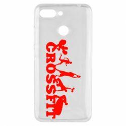 Чехол для Xiaomi Redmi 6 Crossfit - FatLine