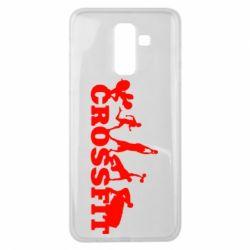 Чехол для Samsung J8 2018 Crossfit