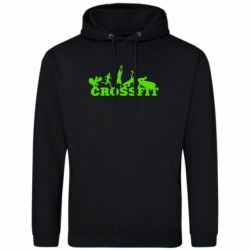 Толстовка Crossfit - FatLine