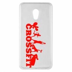 Чехол для Meizu Pro 6 Plus Crossfit - FatLine
