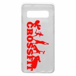Чехол для Samsung S10 Crossfit