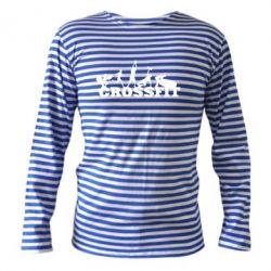 Тельняшка с длинным рукавом Crossfit - FatLine