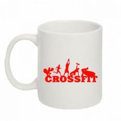 Кружка 320ml Crossfit