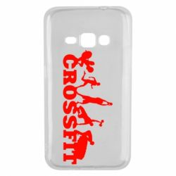 Чехол для Samsung J1 2016 Crossfit