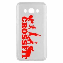 Чехол для Samsung J5 2016 Crossfit