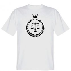 Футболка Crown for a lawyer
