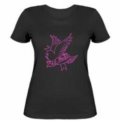 Жіноча футболка Cry Baby bird cries