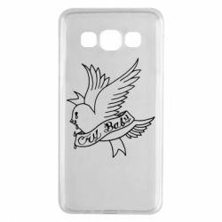 Чохол для Samsung A3 2015 Cry Baby bird cries