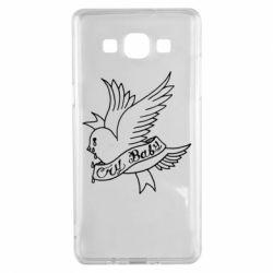 Чохол для Samsung A5 2015 Cry Baby bird cries