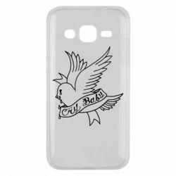 Чохол для Samsung J2 2015 Cry Baby bird cries