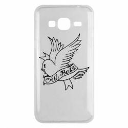 Чохол для Samsung J3 2016 Cry Baby bird cries