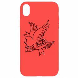Чохол для iPhone XR Cry Baby bird cries