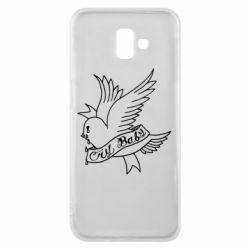 Чохол для Samsung J6 Plus 2018 Cry Baby bird cries