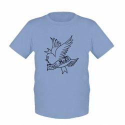Дитяча футболка Cry Baby bird cries