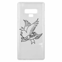 Чохол для Samsung Note 9 Cry Baby bird cries