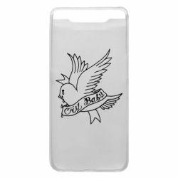 Чохол для Samsung A80 Cry Baby bird cries