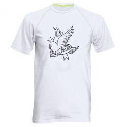 Чоловіча спортивна футболка Cry Baby bird cries
