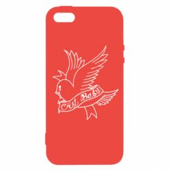 Чохол для iphone 5/5S/SE Cry Baby bird cries