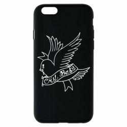 Чохол для iPhone 6/6S Cry Baby bird cries