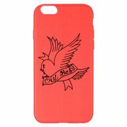 Чохол для iPhone 6 Plus/6S Plus Cry Baby bird cries