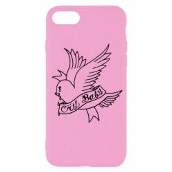 Чохол для iPhone 7 Cry Baby bird cries