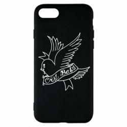 Чохол для iPhone 8 Cry Baby bird cries