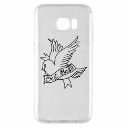 Чохол для Samsung S7 EDGE Cry Baby bird cries