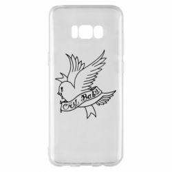 Чохол для Samsung S8+ Cry Baby bird cries