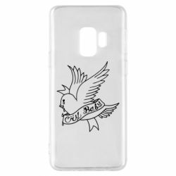 Чохол для Samsung S9 Cry Baby bird cries