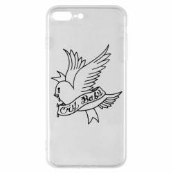 Чохол для iPhone 8 Plus Cry Baby bird cries