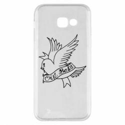 Чохол для Samsung A5 2017 Cry Baby bird cries