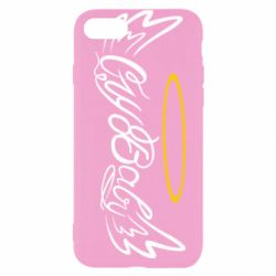 Чохол для iPhone 7 Cry Baby with wings and halo